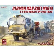 Modelcollect - 1:72 German MAN KAT1 M1014 Mobility Truck