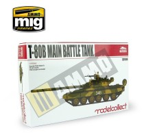 Modelcollect - 1:72 T-80B Main Battle Tank