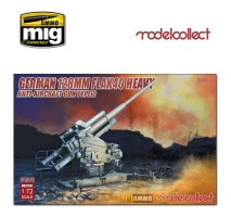 Modelcollect - 1:72 German 128mm Flak40 heavy Anti-Aircraft Gun Type 2