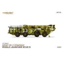 Modelcollect - 1:72 Soviet 9P117 Strategic missile launcher (SCUD D)
