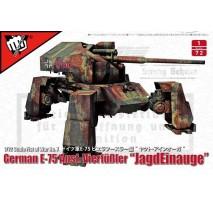 Modelcollect - 1:72 Fist of War German WWII E-75 Ausf.Vierfubler