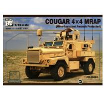 Panda Hobby PH35003 - 1:35 Cougar 4X4 MRAP