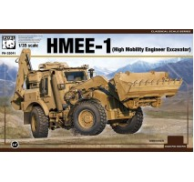 Panda Hobby PH35041 - 1:35 HMEE-1 (High Mobility Engineer Excavator)