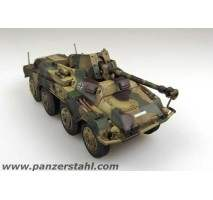 Panzerstahl - 1:72 SD.KFZ.234/4 - UNIDENTIFIED UNIT, PRAGUE 1945