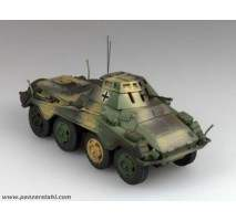 Panzerstahl - 1:72 Sd.Kfz.234/1 - 4. Pz.Div. Danzig 1945