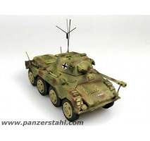 "Panzerstahl - 1:72 Sd.Kfz.234/2 ""Puma"" - 2.Pz.Div., Normandy 1944"