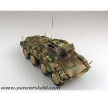 Panzerstahl - 1:72 Sd.Kfz.234/3 - 1.Pz.Div., Hungary, 1945