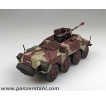 Panzerstahl - 1:72 Sd.Kfz.234/4 Pakwagen - unident. unit, West Front