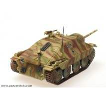 "Panzerstahl - 1:72 Hetzer (early) - ""Hilde"", unident.unit, Czechia'45"