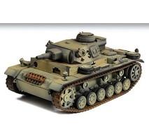 Panzerstahl - 1:72 Panzer III Ausf.N - 15.PzDiv., Afrikakorps 1943