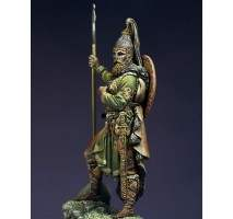 Pegaso - Miniature figure - Slavic Warrior 75mm