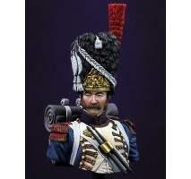 Pegaso - Miniature bust - Drummer 1:20