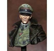 Pegaso - Bust miniatura - German Officer 1:20