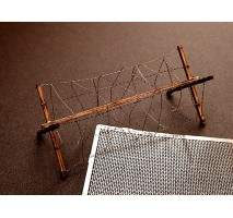 Plus Model - Barbed wire WW II 1:35