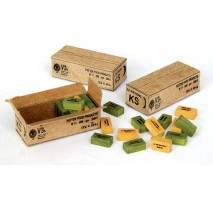 Plus Model - U.S. Army field ration K 1:35