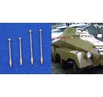 RB Model - Semnalizatoare dimensiuni vehicul (set) 1:35