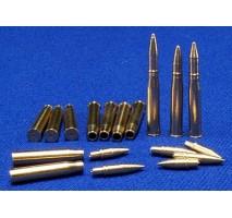 RB Model - set munitie 7,5 cm KwK 40, StuK 40 1:35