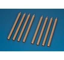 RB Model - Metal barrels set 6xBrowning MG .50 cal 1:32