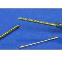 RB Model - Metal barrel set .50 cal M2 Browning 1:48