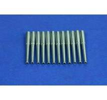 "RB Model - Metal barrel set 360mm (14"") L/45 1:350"
