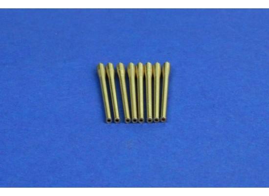 """RB Model - Metal barrel set 203mm (8"""") L/53 1:350"""