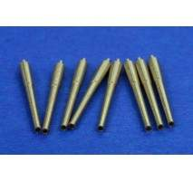 "RB Model - Metal barrel set 381mm (15"")� 1:700"