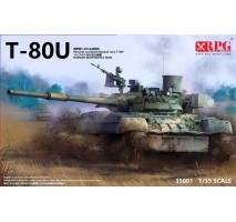 RPG Model 35001 - 1:35 T-80U Russian Main Battle Tank