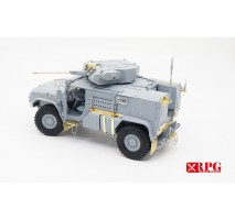 RPG MODEL 35002 - 1:35 Russian Typhoon VDV K-4386 with 30mm 2A42 cannon