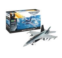 Revell 03864 - 1:48 F/A-18E Super Hornet 'Top Gun: Maverick'