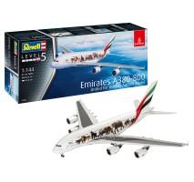 "Revell 03882 - 1:144 Airbus A380-800 Emirates ""Wild Life"""