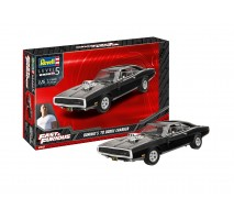 Revell 07693 - 1:25 Fast & Furious - Dominics 1970 Dodge Charger