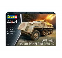 Revell 03264 - 1:72 sWS with 15 cm Panzerwerfer 42