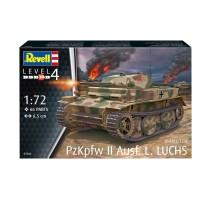 Revell 03266 - 1:72 PzKpfw II Ausf.L LUCHS