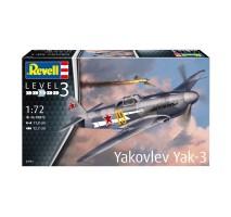 Revell 03894 - 1:72 Yakovlev Yak-3