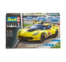 Revell 07036 - 1:25 Corvette C7.R