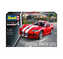 Revell 07040 - 1:25 Dodge Viper GTS