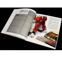 Rinaldi Studio - SM.03 - Sazabi Custom (english book)