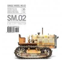 Rinaldi Studio - SM.02 - S-65 City Tractor (english book)