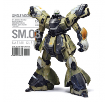 Rinaldi Studio - SM.03 - Sazabi Custom (english book)