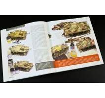 Rinaldi Studio - TANKART Vol.1 - WW2 German Armor (3.Auflage) (english book)