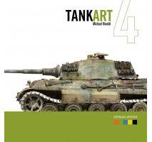 Rinaldi Studio - TANKART Vol.4 - WW2 German Armor Vol.2 (english book)