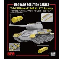 Rye Field Model 2004 - Upgrade set for T-34/85 Model 1944 No.174
