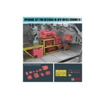 Rye Field Model 2012 - Upgrade set for M1240 M-ATV MRAP RADIO SET (RESIN KIT)