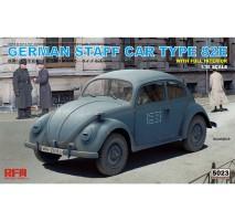 Rye Field Model 5023 - 1:35 German Staff Car Type 82E