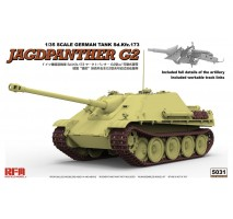 Rye Field Model 5031 - 1:35 Jagdpanther G2