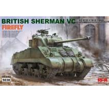 Rye Field Model 5038 - 1:35 British Sherman VC Firefly