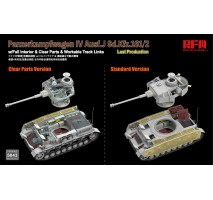 Rye Field Model 5043 - 1:35 Panzer IV Ausf. J with full interior