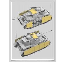 Rye Field Model 5046 - 1:35 Panzer IV Ausf. H Early