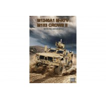 Rye Field Model 5052 - 1:35 US MRAP M1240A1 M-ATV with M153 CROWS II