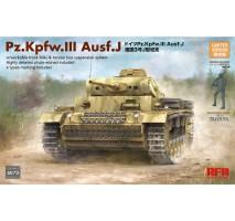 Rye Field Model 5070 - 1:35 Panzer III Ausf. J